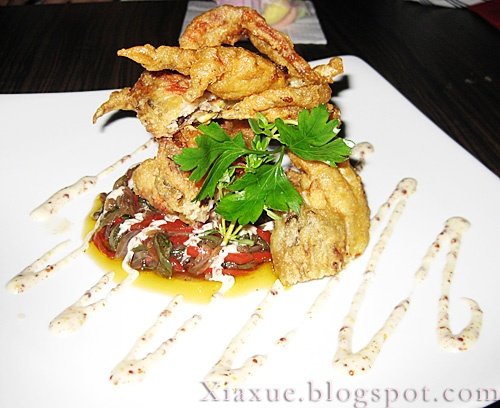 Soft-Shell Crab Meuniere Recipes — Dishmaps