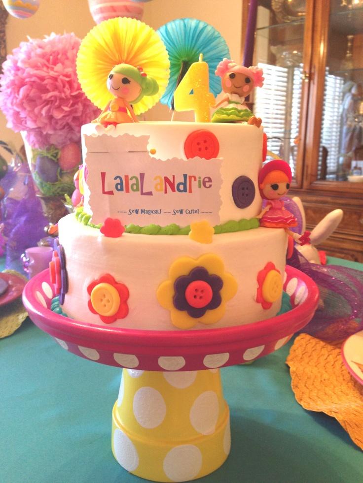 Pin Lalaloopsy Birthday Cake Walmart I14jpg Cake on Pinterest