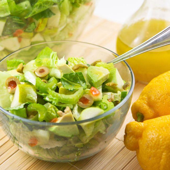 pip amp ebby pip amp ebby green salad with lemon vinaigrette
