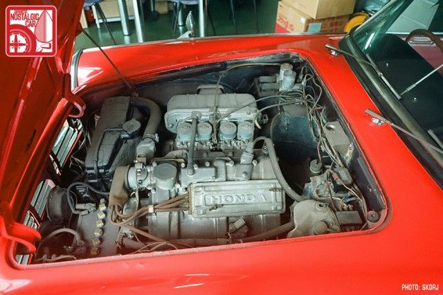Honda S500   Motor   P...