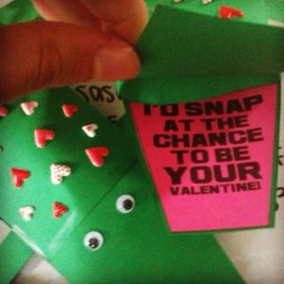 handmade valentine greeting cards idea