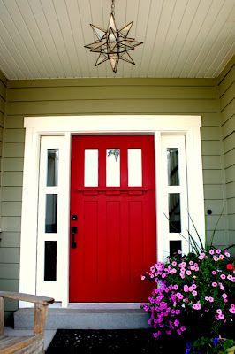 Red Door Home Pinterest