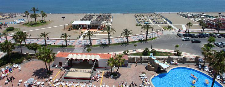 Sea view #Torremolinos Marconfort Beach Club Hotel #malaga #costadelsol www.marconfort.com