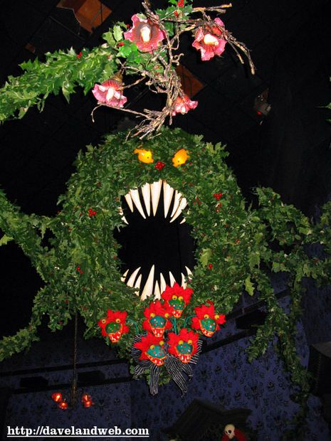 Nightmare before Christmas evil wreath | Artsy fartsy :) | Pinterest