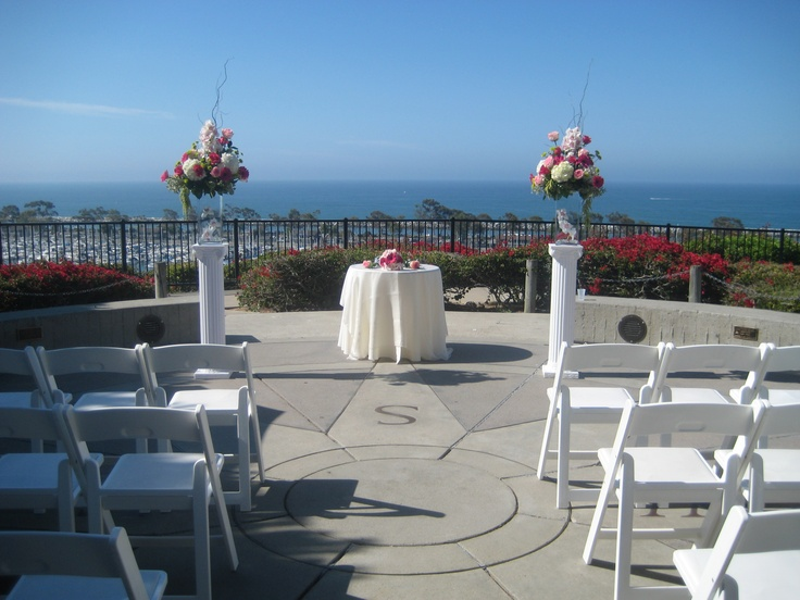 Heritage park dana point wedding