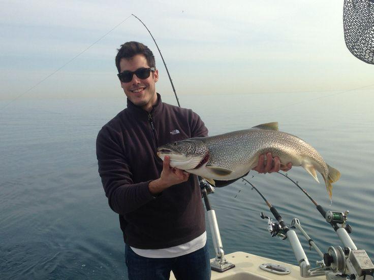 Pin by lynn pertler on lake michigan fishing charters for Lake michigan fishing charters