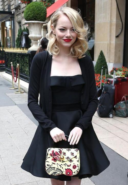 Emma Stone Fashion Style Fashion Forward Pinterest
