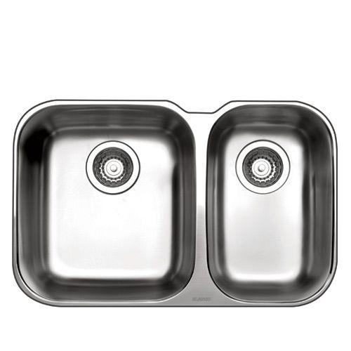 blanco undermount sink rona $349 ikea kitchen Pinterest