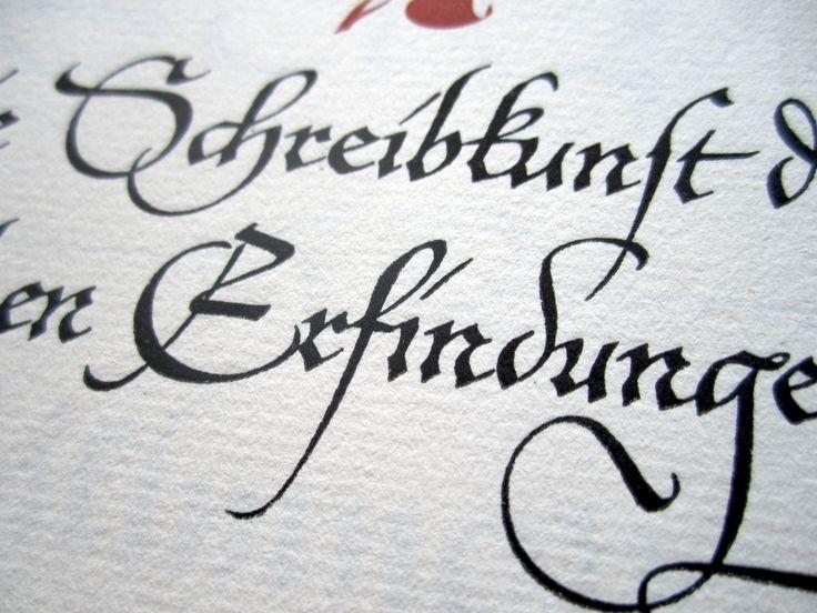 Hermann Zapf Calligraphy Writing And Inspiration Pinterest