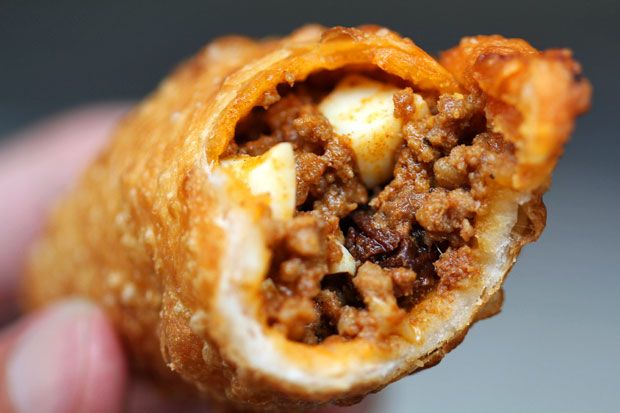 Fried Beef Empanadas | eat-able | Pinterest