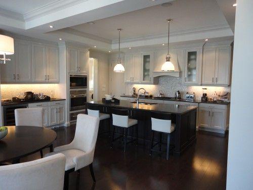 Hardwood Flooring vs Tile in the Kitchen home Pinterest