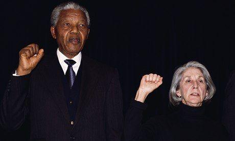 Nelson Mandela's literary legacy