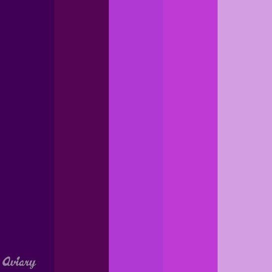 Purple Car Color Chart Autos Weblog