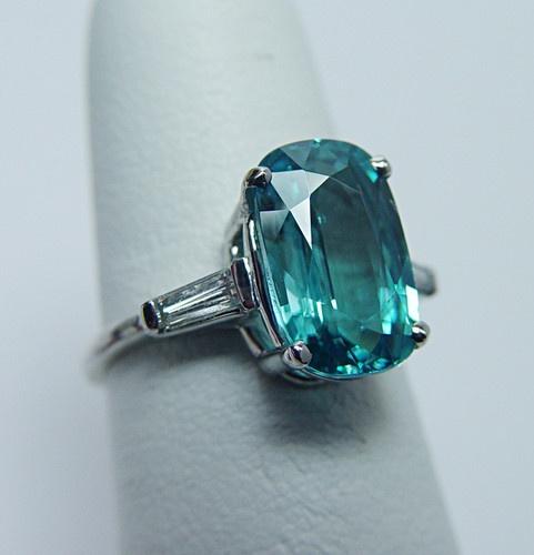 Vintage Platinum Natur... Vintage Wedding Rings 1800