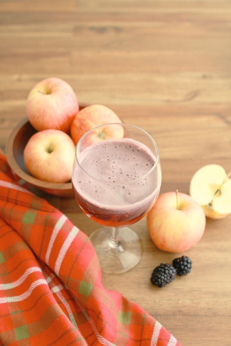 Rustic Peach: Blackberry Crumble Juice | Beverages...no alcohol | Pin ...
