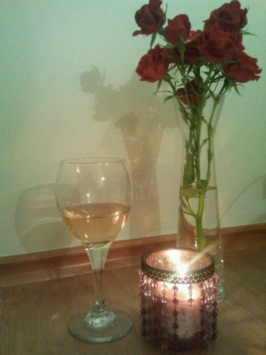romantic evening for valentine's day