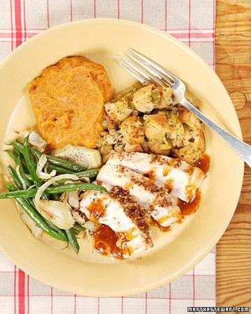 Bourbon Mashed Sweet Potatoes - Martha Stewart Recipes