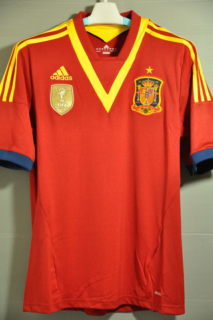 Pin by nice day sports on national team pinterest for Spain t shirt football