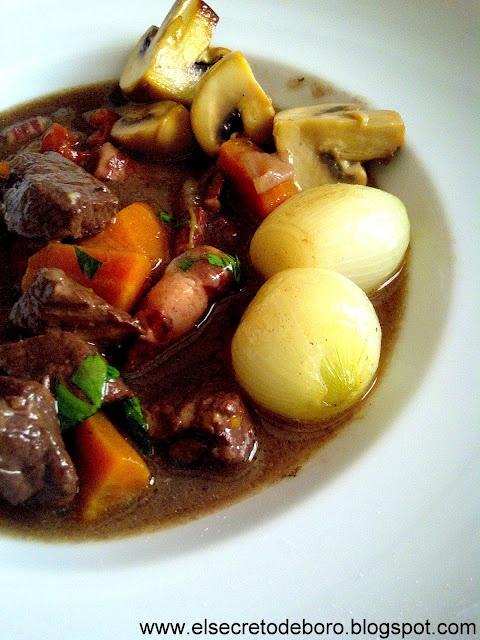 Boeuf bourguignon | Recipes | Pinterest
