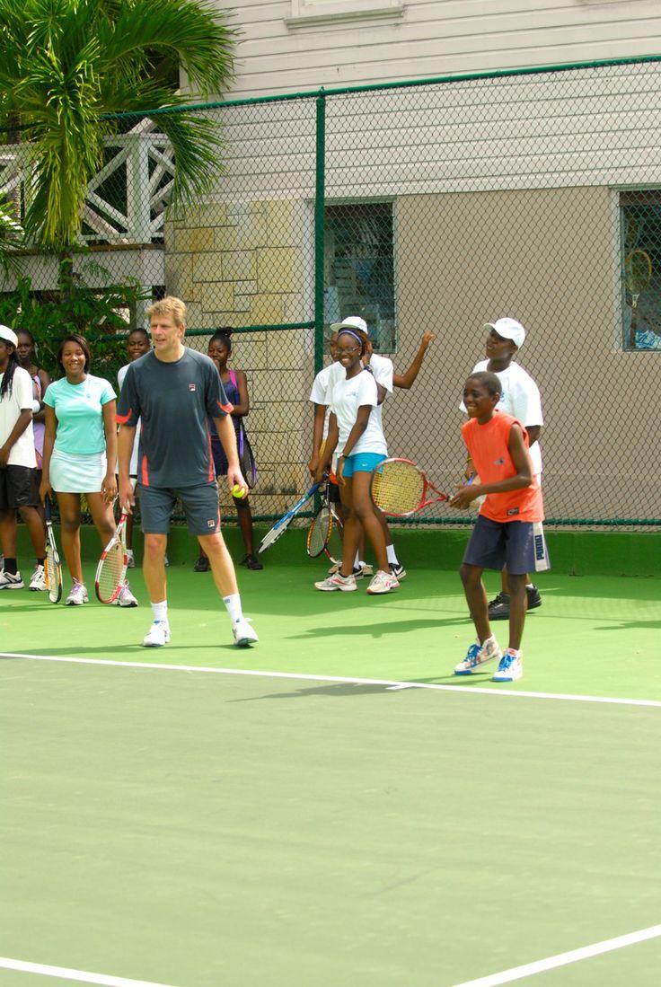 ... CurtainBluff. #Tennis #Vacation #Recreation #Travel #Luxury #antigua