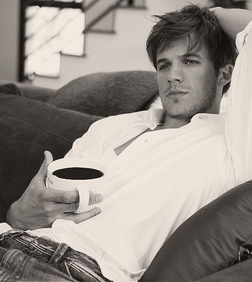 I never thought coffee could get hotter. Jude <3