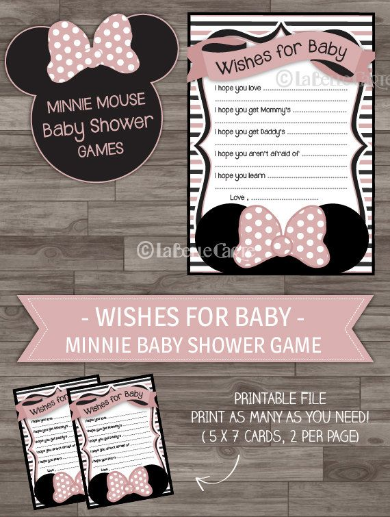 minnie mouse baby shower games minnie baby shower games wishes for