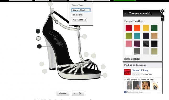 Design & Buy Your Own Drool-Worthy Shoes Online (Free Giveaway
