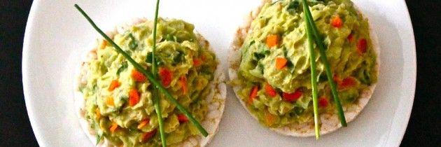 Avocado & White Bean Salad: try as a dip as an alternative to hummus ...