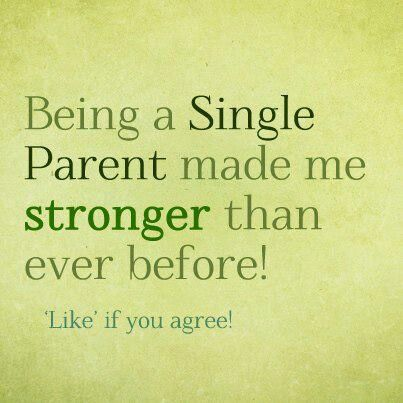 single parent quotes quotesgram