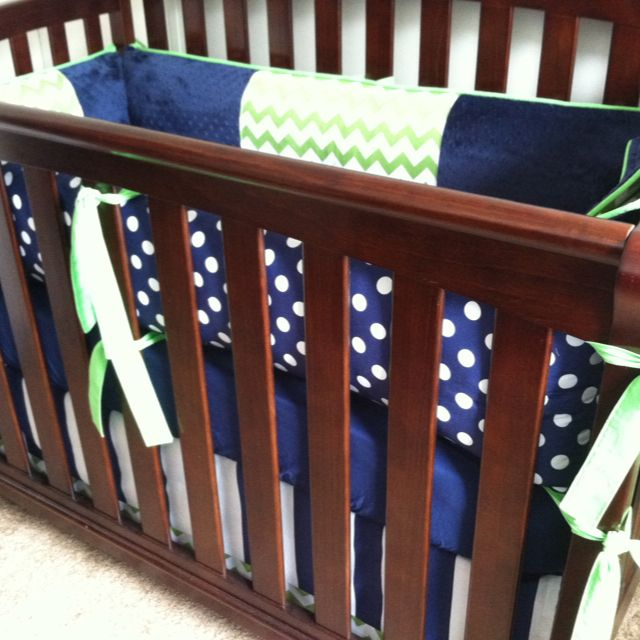 Pin by posh petites boutique on posh petites children 39 s - Navy blue and green bedding ...