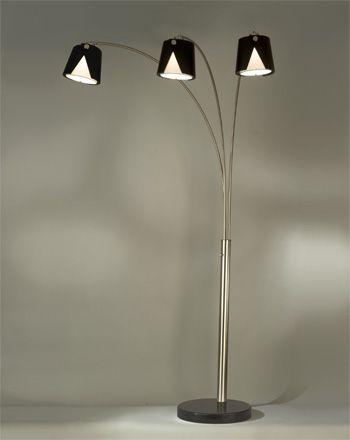 arc floor lamp home goods pinterest. Black Bedroom Furniture Sets. Home Design Ideas
