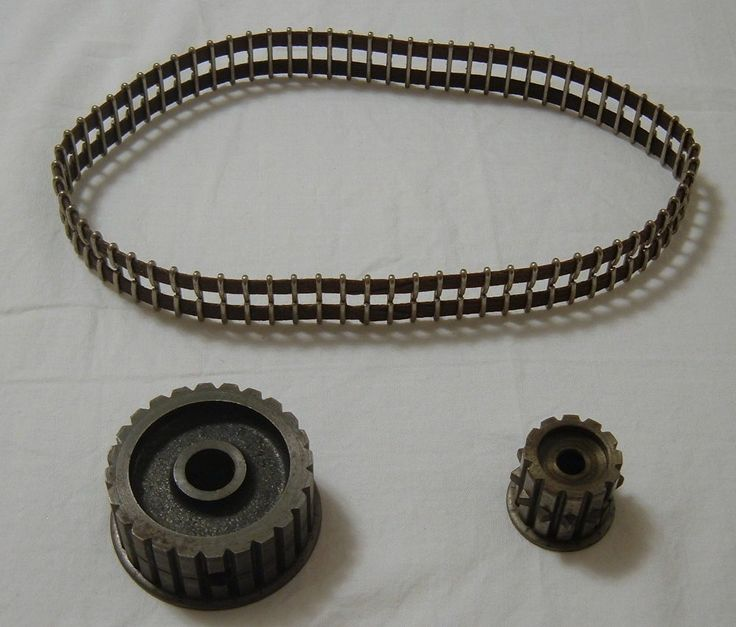 sewing machine pulleys