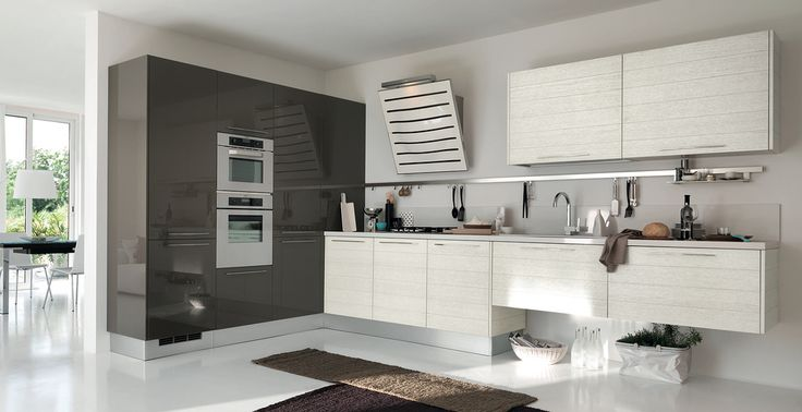 Open Kitchen Designs With Island Open Kitchen Design Pinterest