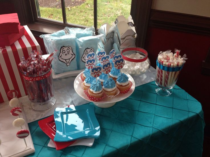 eventsbymbc thing 1 thing 2 baby shower showers pinterest