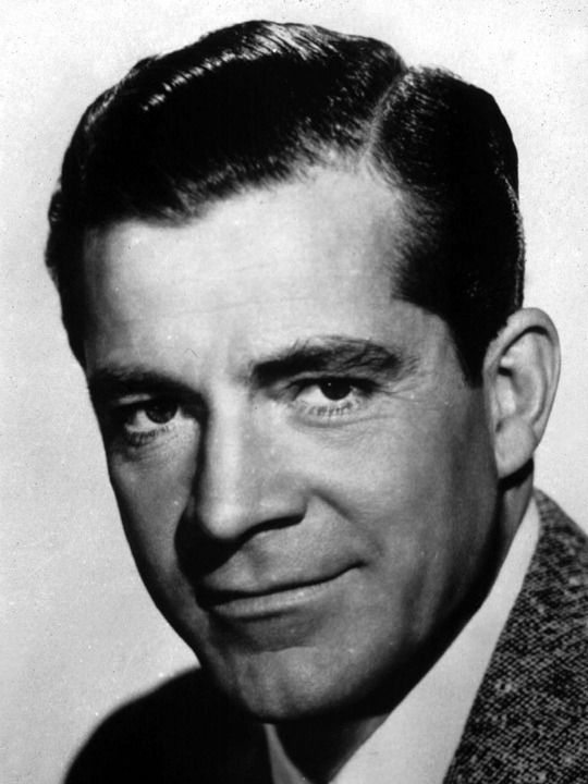 Dana Andrews (1909 – 1992) | Starred in Ball of Fire, The Ox-Bow ... Dana Andrews