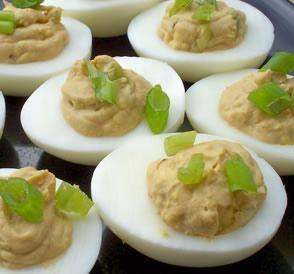 Deviled Deviled Eggs | eggs | Pinterest