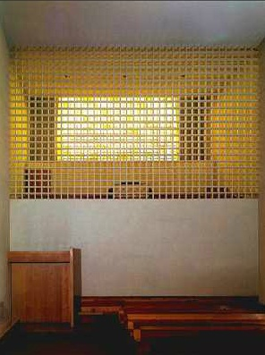 Tlalpan Chapel, Barragan Foundation