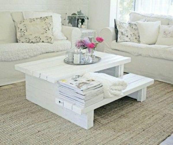 Construire table basse bricolage - Construire une table de jardin ...