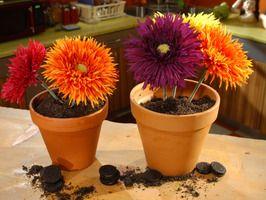 flowerpot dirt dessert... I loved dirt as a kid, and often wonder why ...