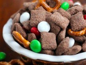 Reindeer Chow | Recipes | Pinterest