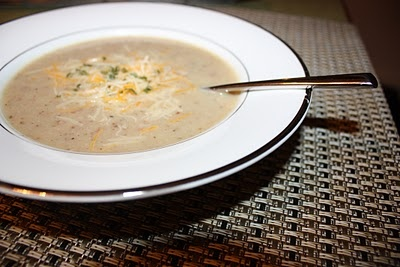 potato leek and ham soup   RECIPES   Pinterest