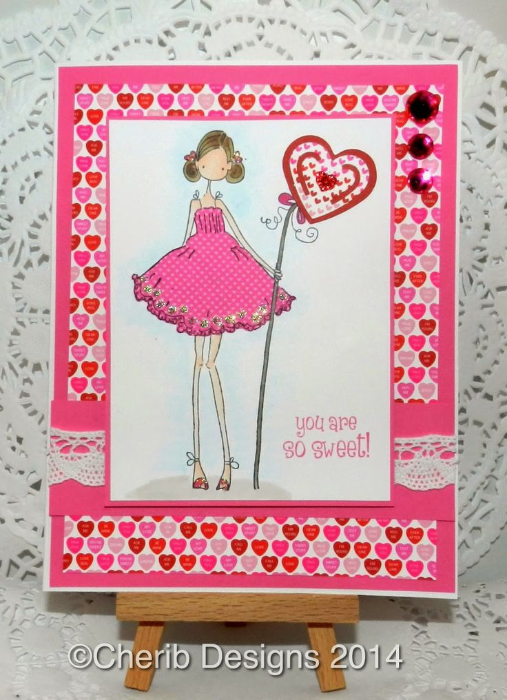 valentine card pictures
