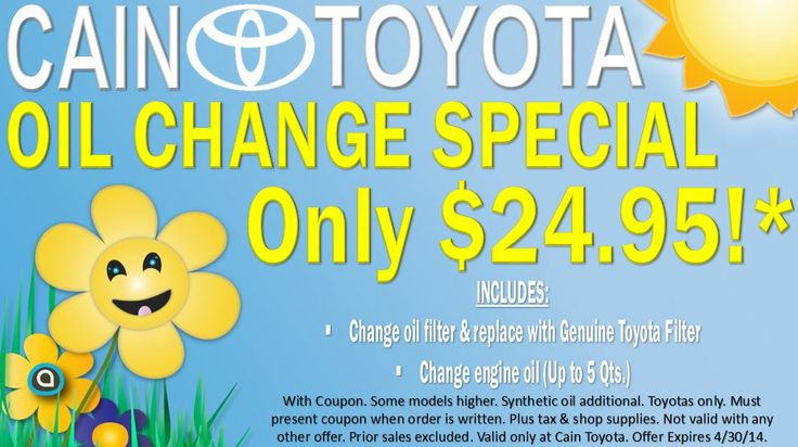 Oil change coupons charlotte nc