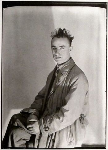 Yves Tanguy - Man Ray PortraitYves Tanguy Portrait