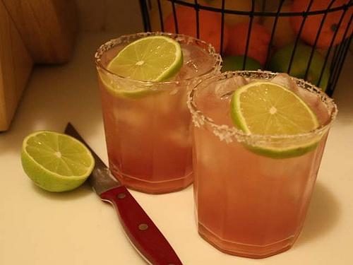 pink cadillac margarita bebidas pinterest. Black Bedroom Furniture Sets. Home Design Ideas