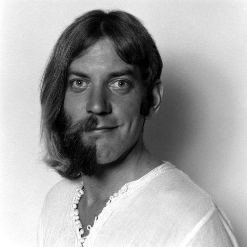 Not originally published in LIFE. Donald Sutherland, 1970
