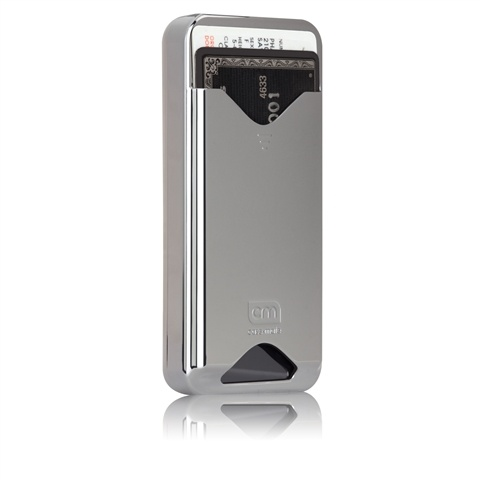credit card in iphone case