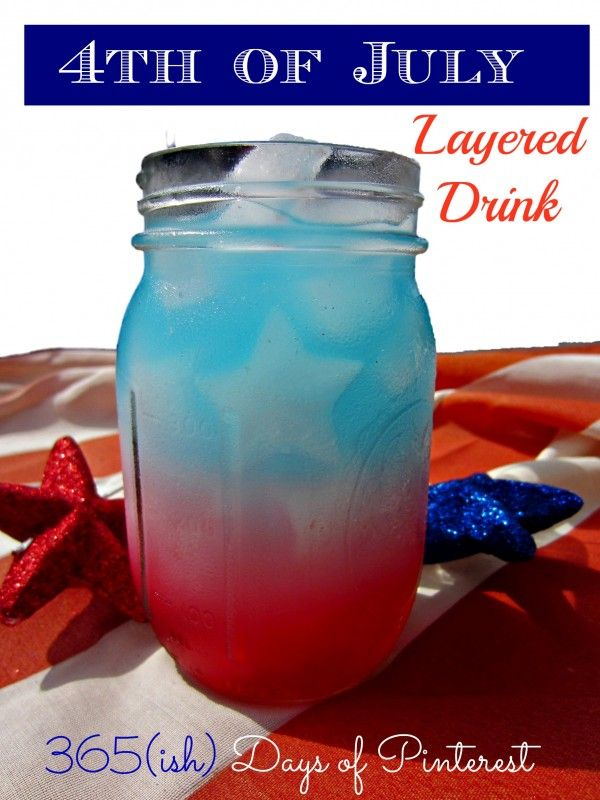 fourth of july drink recipes punch