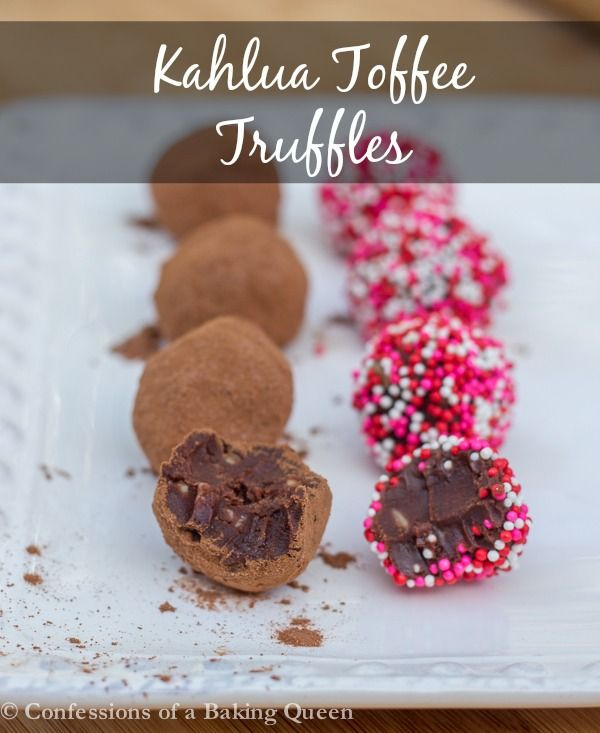 Peppermint Mocha Kahlua Truffles Recipes — Dishmaps