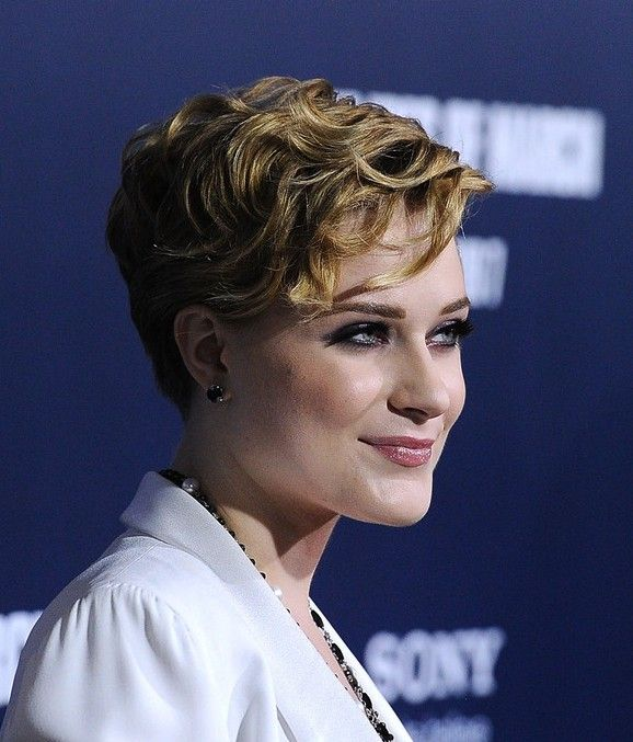 Google Hair Styles : Very Short Curly Hairstyles 2013 Short Haircuts Styles; or go super ...